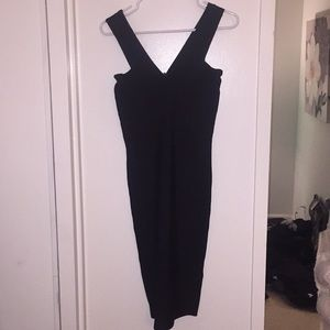 Bebe bandage dress never worn